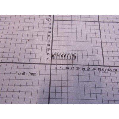 Sprężyna zatrzasku filtra (1016437)