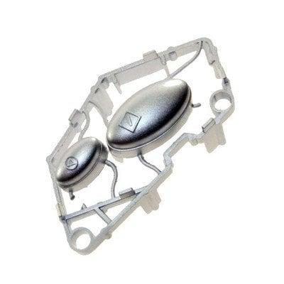 Zestaw/Zespół przycisków panelu sterowania do mikrofalówki Whirpool (481241258973)