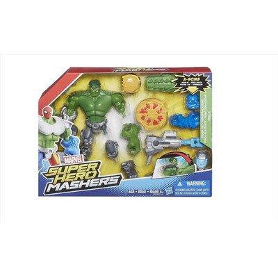 AVENGERS SUPER HERO MASHERS FIGURKA ZE SPECJALNYMI FUNKCJAMI HASBRO B0677 B0678