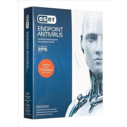 ESET Endpoint Antivirus - 5 STAN/36M