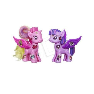 MLP MY LITTLE PONY POP KUCYKI Z AKCESORIAMI HASBRO A8205 A8740