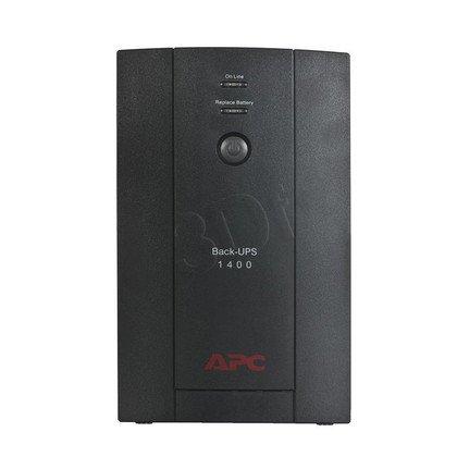 APC BX1400UI Back-UPS 1400VA, 230V, AVR, IEC