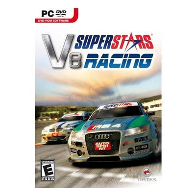 Gra PC Superstars V8 Racing (klucz do pobrania)