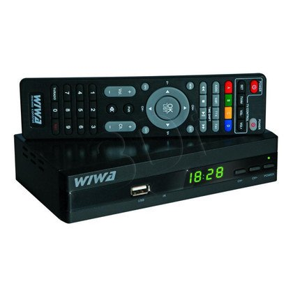 TUNER DVB-T WIWA HD 95 MC MPEG4 & HD MEDIA PLAYER