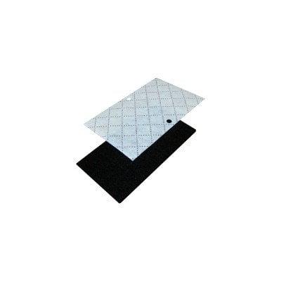 Komplet filtrów do frytkownic Moulinex (FRM02)