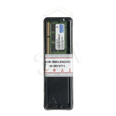 GOODRAM DED.NB W-55Y3711 4GB 1333MHz DDR3