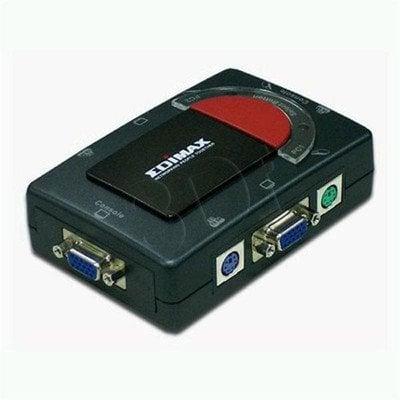 Edimax przełącznik KVM EK-PSK2 2-portowy