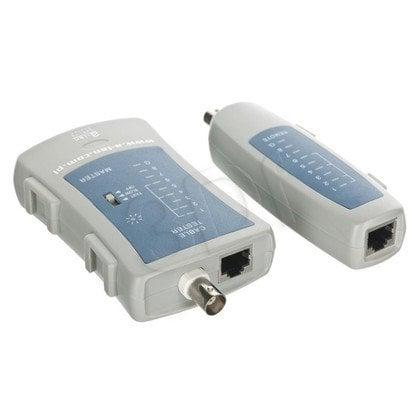 ALANTEC Tester kabla UTP/FTP/BNC (248)