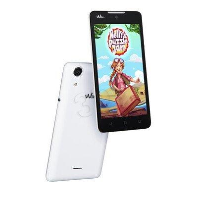 """Smartphone WIKO Rainbow Lite 4G 4GB 5"""" biały"""