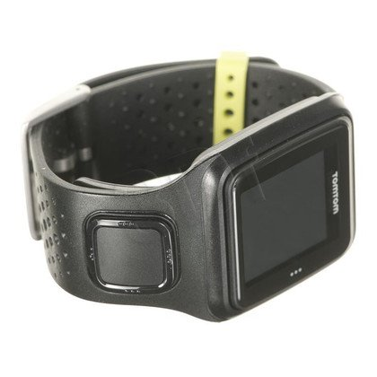 Tomtom Zegarek sportowy Runner GPS czarny
