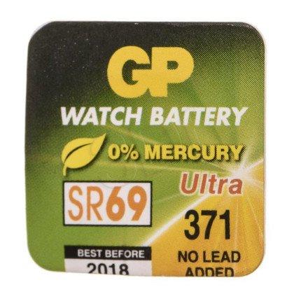 GP Bateria do zegarków SR69 blister 1szt.