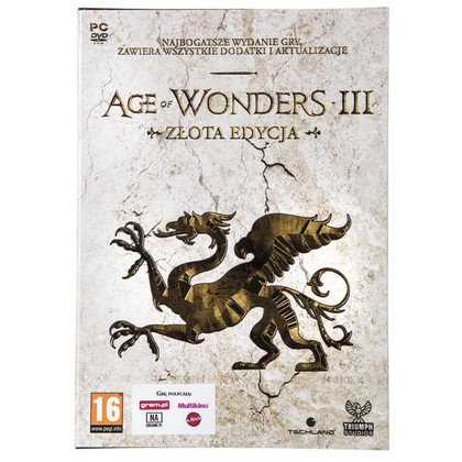 Gra PC Age of Wonders Gold Edition