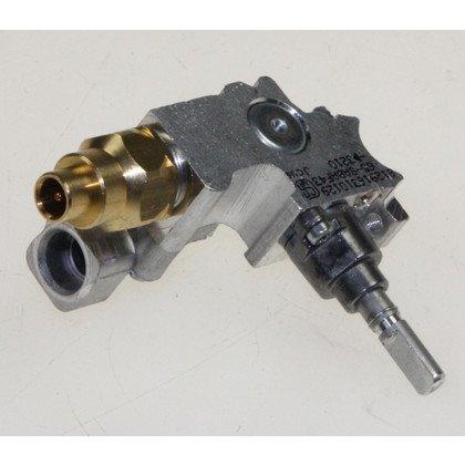 Zawór (kurek) gazowy palnika średniego Whirlpool (481236058617)