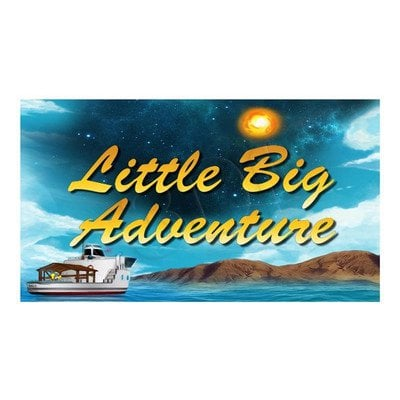 Gra PC Little Big Adventure (klucz do pobrania)