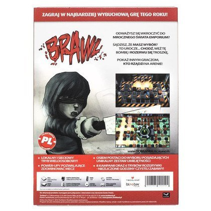 Gra PC Dobra Gra - Brawl