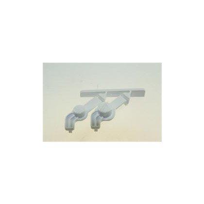 Przycisk (klawisz) wyłącznika startu pralki podwój (481251318177)