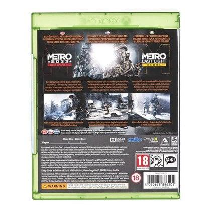 Gra Xbox ONE Metro Redux