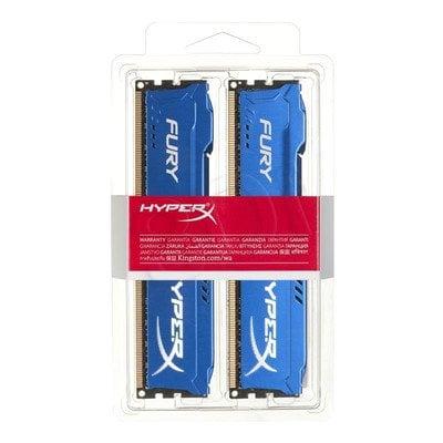KINGSTON HyperX FURY DDR3 2x8GB 1600MHz HX316C10FK2/16