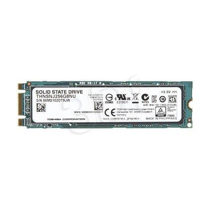 Dysk SSD TOSHIBA HG6 AIC 256GB M.2 THNSNJ256G8NU