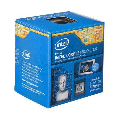 PROCESOR CORE I5 4690 3.5GHz LGA1150 BOX