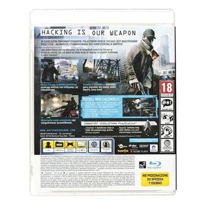 Gra PS3 Watch Dogs Vigilante Edition