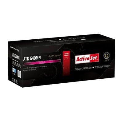 ActiveJet ATK-540MN toner Magenta do drukarki Kyocera (zamiennik Kyocera TK-540M) Supreme