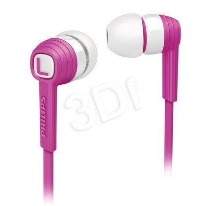 Słuchawki douszne Philips SHE7050PK/00 (Różowy)