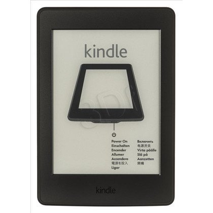 E-BOOK KINDLE PAPERWHITE(z rek) GEN III