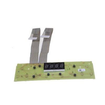 Moduł elektroniczny kuchenki mikrofalowej z wyświetlaczem Wirpool (481220988088)