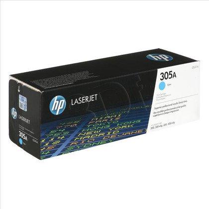 HP Toner Niebieski HP305A=CE411A, 2600 str.