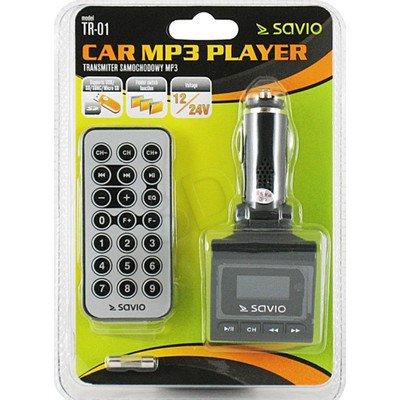 SAVIO TRANSMITER FM TR-01