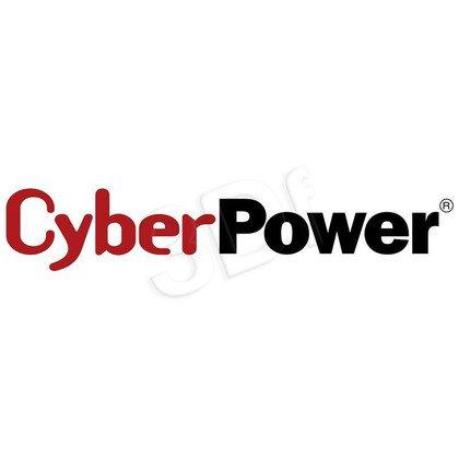 KARTA SIECIOWA CYBERPOWER RMCARD303 (zarządzajaca 1xRJ45 + 1xRJ45 na czujnik środowiska, pasuje do modeli OL,OLS)