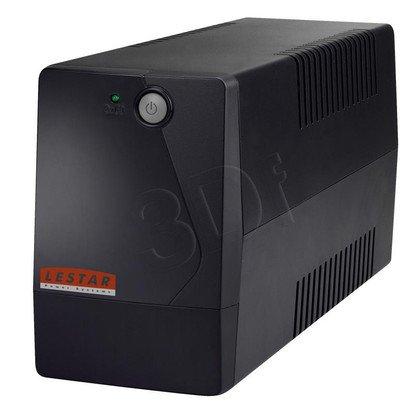 LESTAR UPS A-450 400VA AVR 4XIEC BLACK
