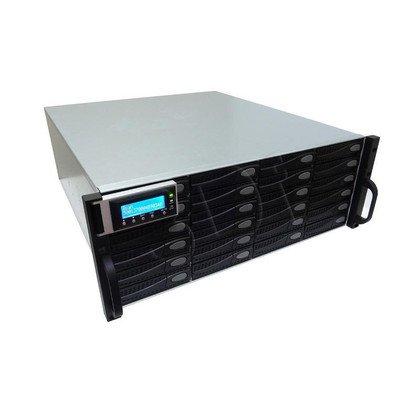 QSAN J300Q-D424 - półka dyskowa JBOD, 48TB (24 x 2TB SAS 7k2rpm), 4U, podwójny kontroler