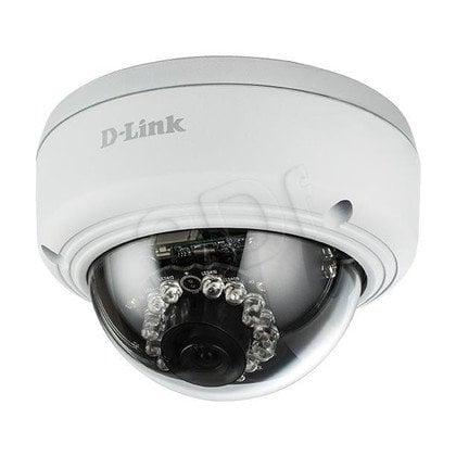Kamera IP D-link DCS-4602EV 2,8mm 2Mpix DOME WANDALOODPORNA