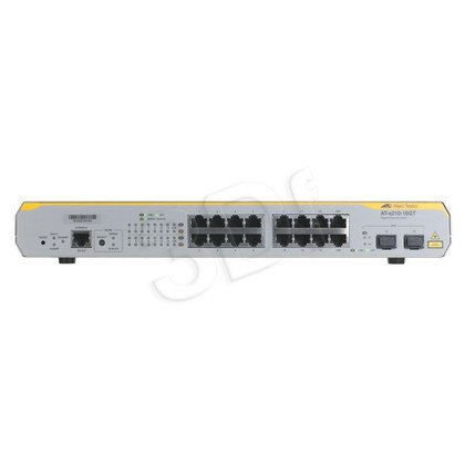 Allied AT-x210-16GT Layer2+ Edge Switch