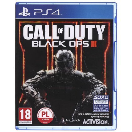 Gra PS4 Call of Duty Black Ops 3