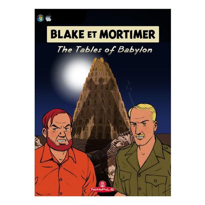 Gra PC Blake and Mortimer (klucz do pobrania)