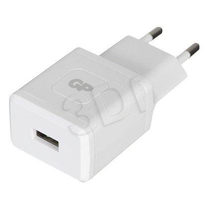 GP ŁADOWARKA USB (1.2A) BIAŁA