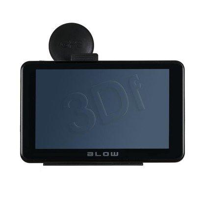 NAWIGACJA BLOW DVR GPS580 + AutoMapa PL 2 lata