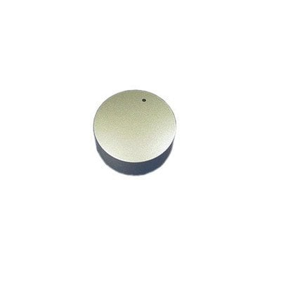 Pokrętło programatora zmywarki srebrne Whirlpool (481241359193)