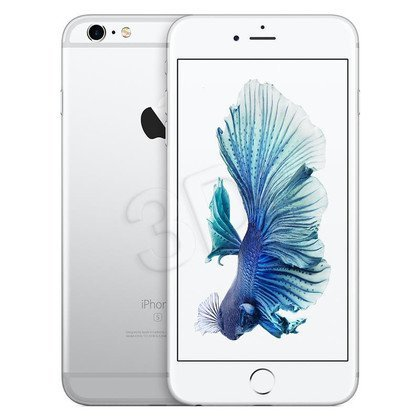 "Smartphone Apple iPhone 6S Plus 128GB 5,5"" Silver LTE"
