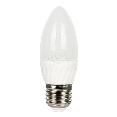 LED ACTIS ACS-DS2027C Candle 510lm 6,5W E27 b.ciepł