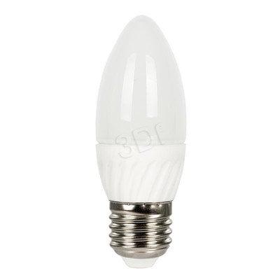 LED ACTIS ACS-DS2027C Candle 510lm 6,5W E27 b.ciepł