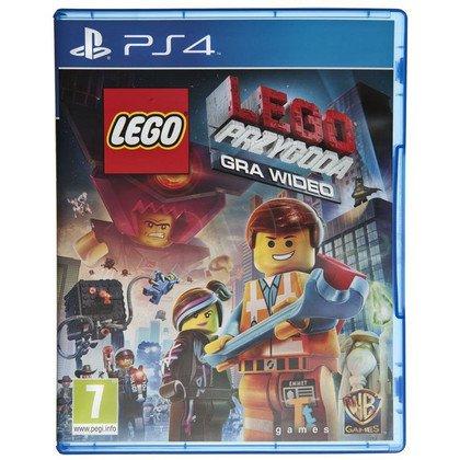 Gra PS4 LEGO Przygoda gra wideo