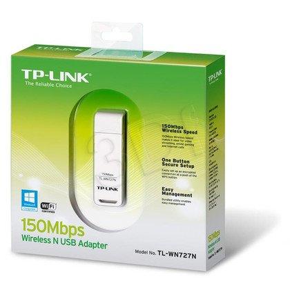 TP-LINK Karta sieciowa bezprzewodowa TL-WN727N USB 2.0