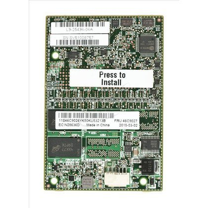 Express ServeRAID M5100 Series 512MB Flash/RAID 5 Upgrade for IBM System x