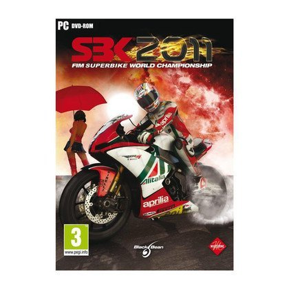 Gra PC SBK 2011 (klucz do pobrania)