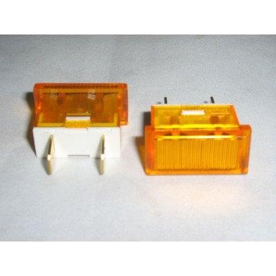 Lampka sygnalizacyjna LS-1 pomarańczowa (062-35)