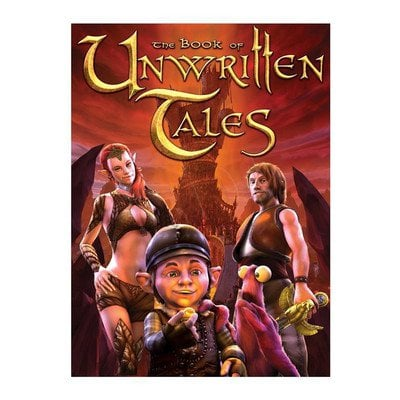 Gra PC The Book of Unwritten Tales (klucz do pobrania)